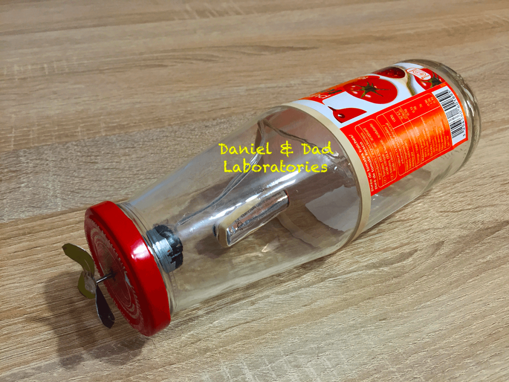 How To Make Your Own Submarine Toy Daniel Amp Dad Laboratories